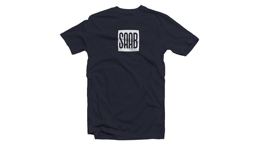 Saab logo t-shirt