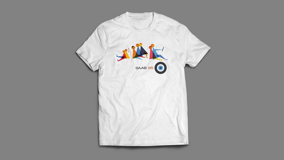Saab 95 T-shirt