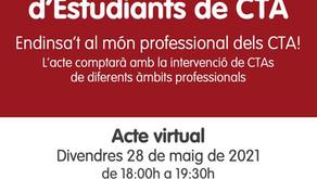 1r Fòrum d'Estudiants de CTA