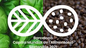 Barcelona Capital Mundial de l'Alimentació Sostenible 2021