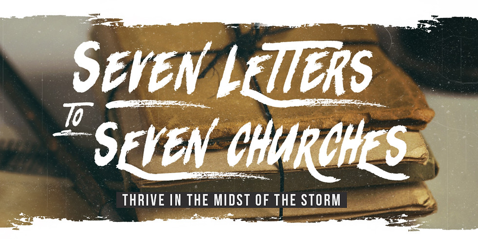 Virtual Discipleship - Seven Letters to the Seven Churches