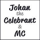 Johan the Celebrant & MC Logo