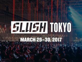 【登壇情報】「SLUSH TOKYO」セミファイナルに出場しました