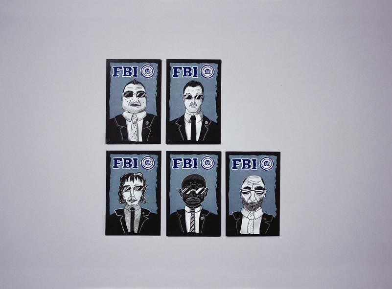 Card Cartel – FBI