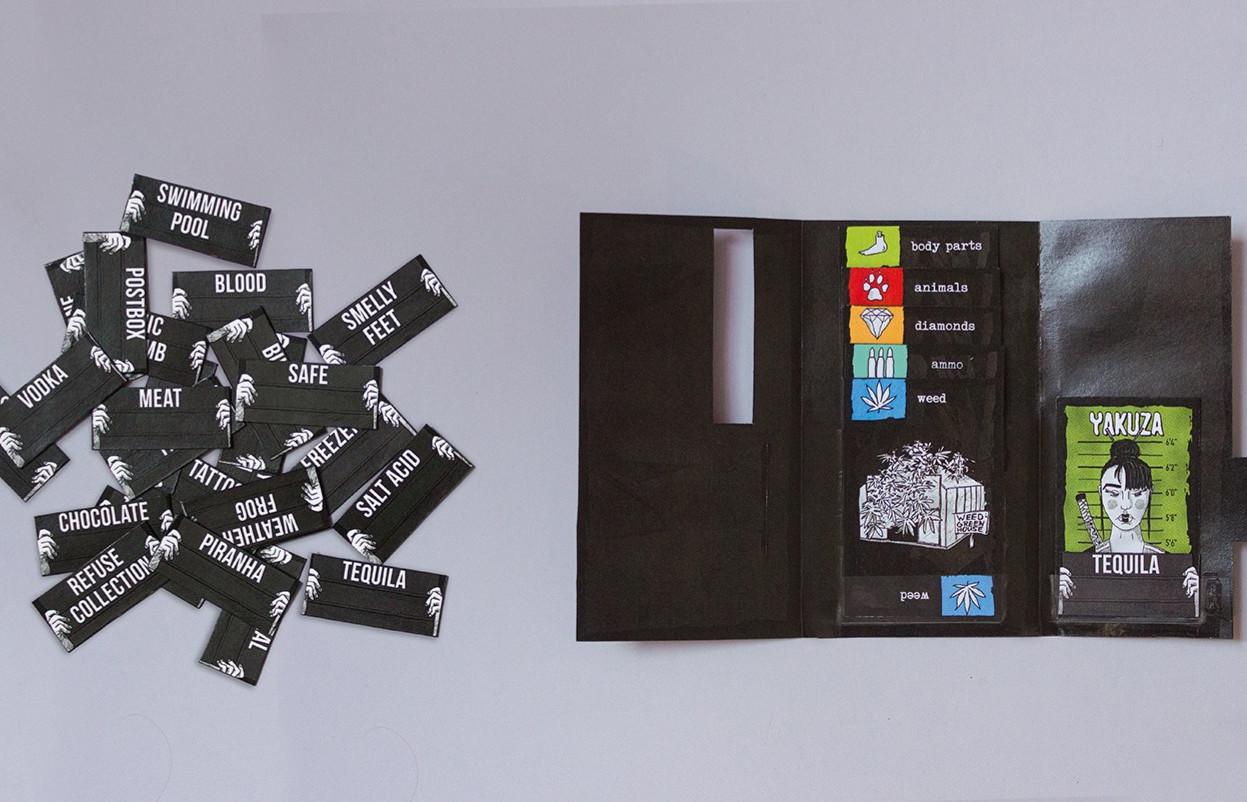 Card Cartel – Mäppchen & Passworte