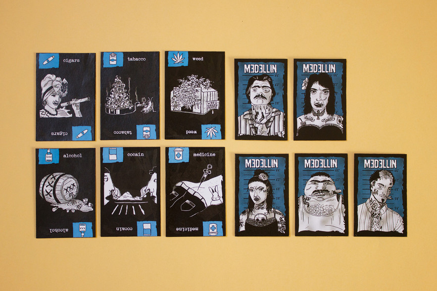 Card Cartel – Medellin