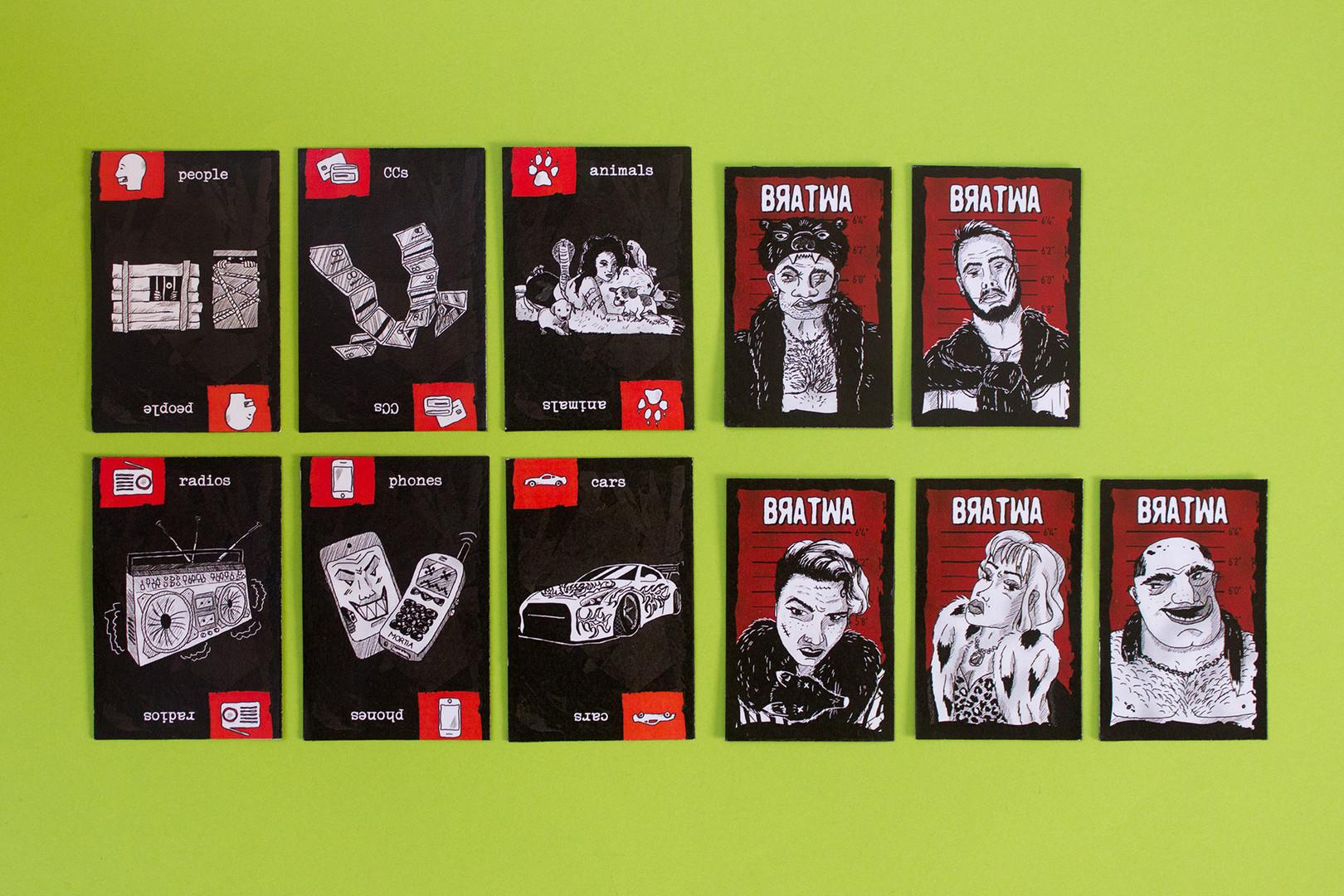 Card Cartel – Bratwa