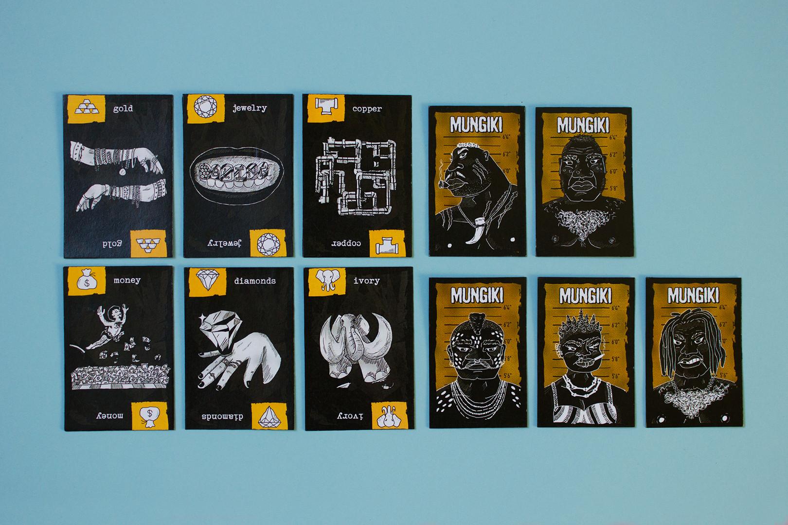 Card Cartel – Mungiki