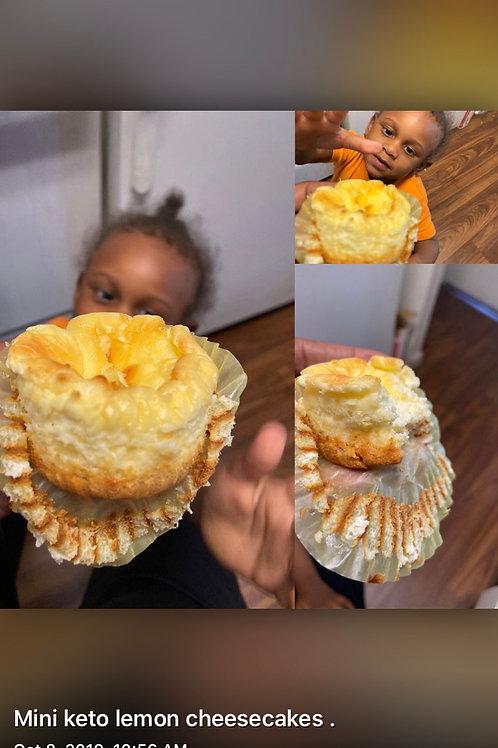 Baby Cheesecake