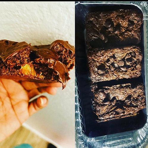 Triple Fudge Brownies (12)