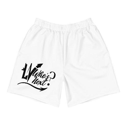 LV Who's Next Men's Athletic Long Shorts