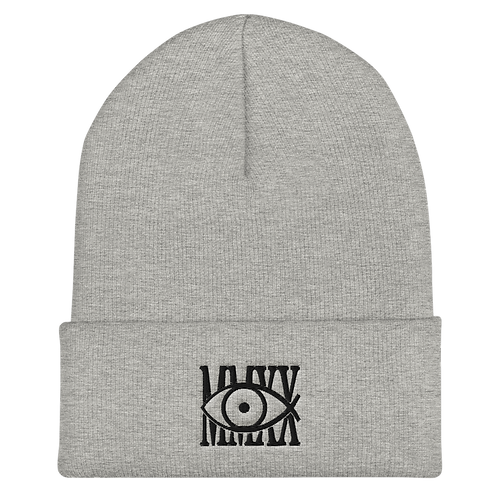 Exclusive MMXX Visions Embroidered Cuffed Beanie