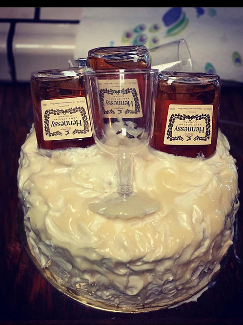 Alcohol Cakes