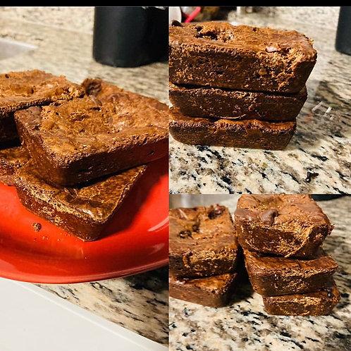 Triple Fudge Brownies (6)