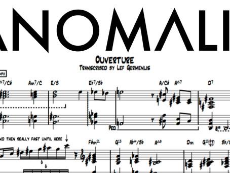 New Transcription // Anomalie - Ouverture