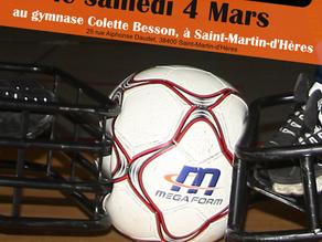 2ème journée du Championnat de France de Foot-Fauteuil / Division Nationale