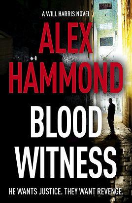 Blood Witness by Alex Hammond