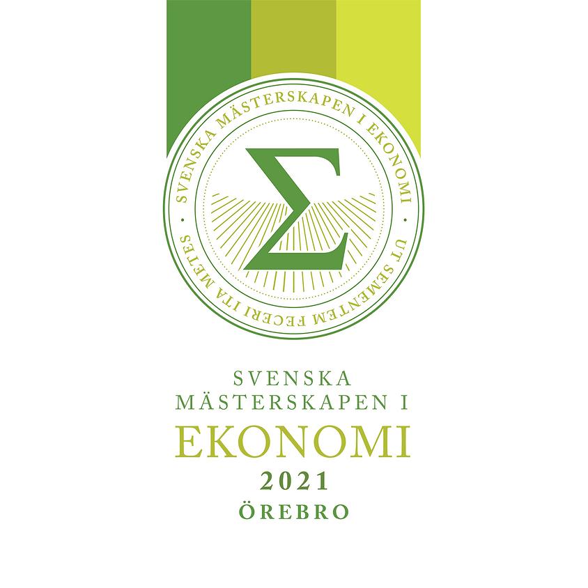 Svenska mästerskapen i Ekonomi 2022