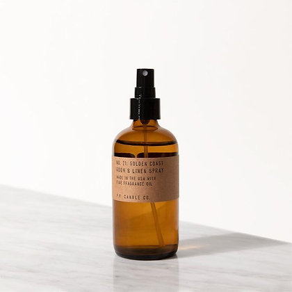 P.F. Candle Co. Golden Coast Room and Linen Spray