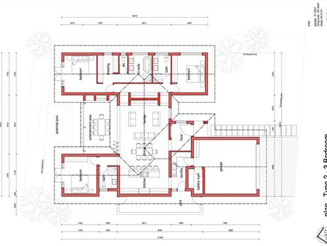 Type 2 - 3 Bedroom