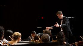 Audire at MIT's Kresge Auditorium