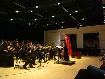 Boston Conservatory Performance