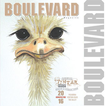 Boulevard Magazine Dining Guide Featuring On The Thirty