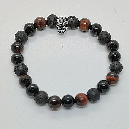 Bracelet perles - Hadès