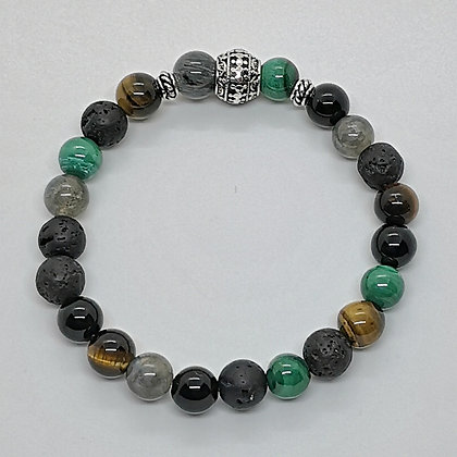 Bracelet perles - Andromède