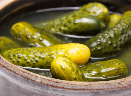 The Role of Salt in the Process of Pickling