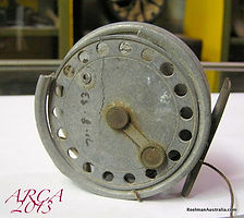 CROUCH proto-type vintage Fly Fishing reel