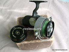 Vintage  Original Eildon box.  EILDON C.1947. Die-cast alloy body & rotor;