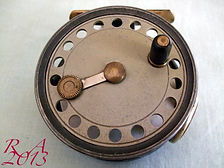 SILVER KING Vintage Fly Fishing reel made in Australia