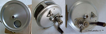 2-Crouch C8 vintage fishing reel made in