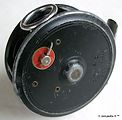1- DAWSON Fly fishing vintage reel. Made
