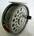1- Silver King vintage Fly reel made for