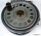 3- ACE vintage Fly fishing reel. Made in