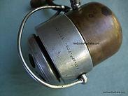 Rare Spin-master  Brass proto-type Fishing reel made in Australia.