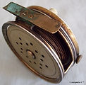 3- TASMA 10 vintage Fly Fishing reel mad