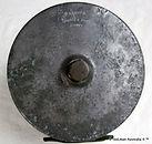 BARRIER vintage game reel makers identif