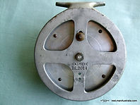 HALCO early vintage Star-Drag Fishing reel. Back view,Rare
