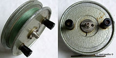 3- Boaden NIGGER vintage Blackfish reel