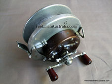 HEDSON All Purpose vintage fishing reel made in Australia