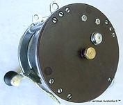 NEPTUNA vintage game reel -Narrow drum