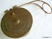 4- Lees Brass side cast antique fishing