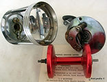 06- Seascape vintage fishing reel 421 Ma