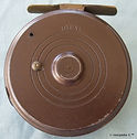 2- Ideal vintage fly fishing reel. Made