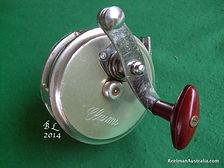 CLASMI vintage saltwater Fly fishing reel rare model