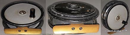 2- Gillies Standard vintage Fly reel mad