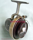 CLIMAX vintage fishing reel Half-bail arm modle, Extremely rare reel